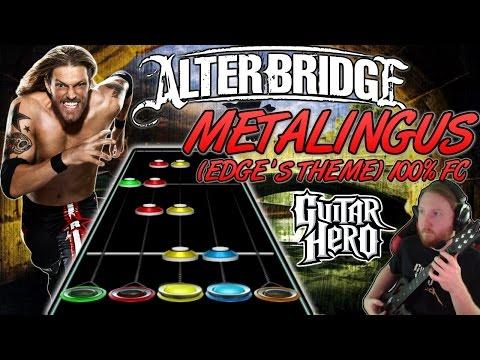 Alter Bridge - Metalingus (Edge's Theme Song) 100% FC
