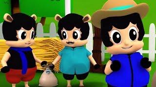 Baa Baa cừu đen | bài hát giáo dục | bài thơ trẻ em | Nursery Rhymes | Baa Baa Black Sheep