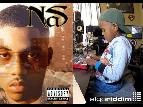 Nas - i Can Beat Creation By 6 Year Old DJ Arch Jnr Using Logic Pro And Akai MPK mini.