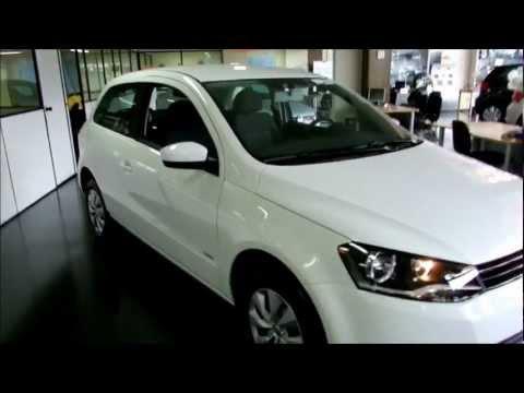 Volkswagen Gol G6 2 portas completo 2013 Full HD