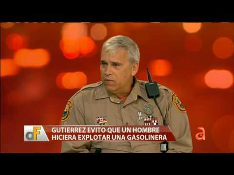 Exclusiva: entrevista con el policía de Miami condecorado con la medalla al valor