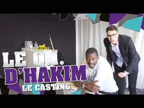 Le Q.I d'Hakim  - Episode 5 : Le casting d'Hakim