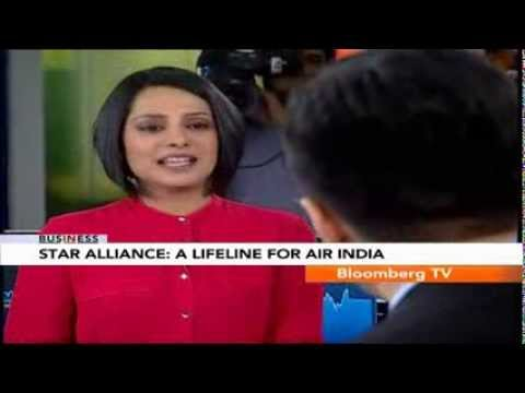 In Business- Star Alliance: A Lifeline For Air India