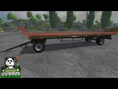 Farming Simulator 2013 Mod Review Ursus T665 v 1 0 MP