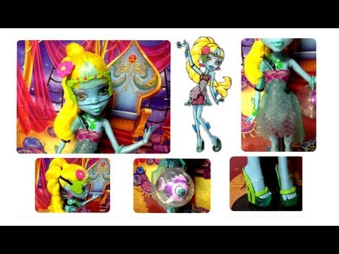 Monster High 13 Wishes Lagoona Blue Doll Review