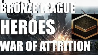 BRONZE LEAGUE HEROES #80 | WAR OF ATTRITION - Fanky v AcchiKocchi