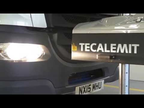 Authorised Testing Facilities (ATFs) and the Tecalemit DE9700 Commercial Vehicle Brake Tester