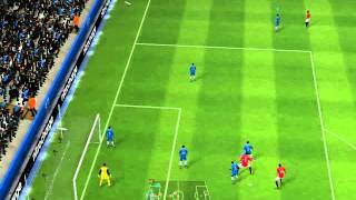 FIFA 14 | Chelsea - Manchester United