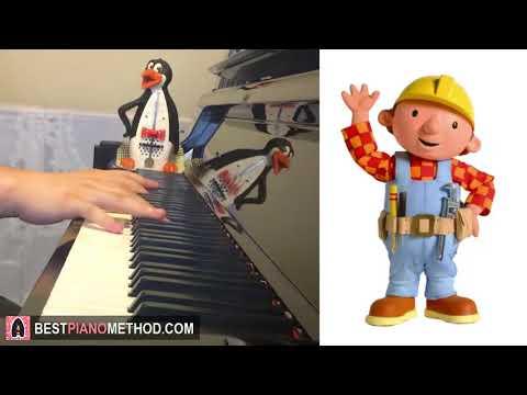 Misc Cartoons - Bob The Builder Theme Song