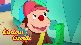Curious George 🐵George Meets The Press 🐵Full Episode🐵 Cartoons For Kids 🐵 Kids Movies