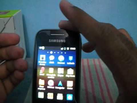 Galaxy Y S5360B - Android 2.3.6 Atualização PT-BR