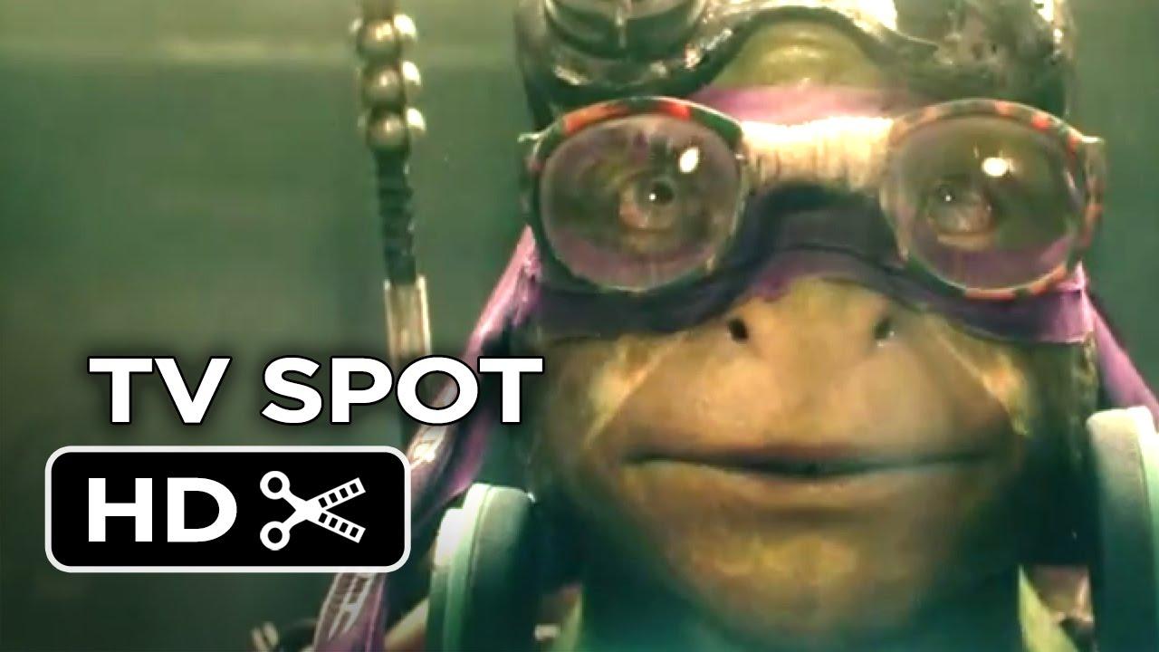 Teenage Mutant Ninja Turtles TV SPOT - Donatello Tuesday ...