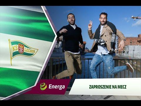 Bracia Paixao Zapraszają Na Mecz Lechia - Zagłębie