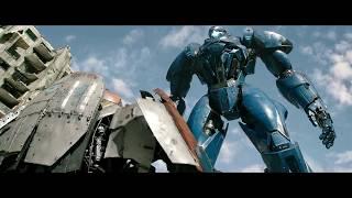 Pacific rim Uprising| Scrapper vs November Ajax| 1080p