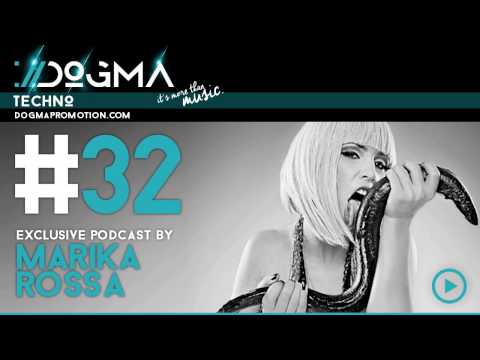 Marika Rossa – Techno Live Set // Dogma Techno Podcast [March 2015]