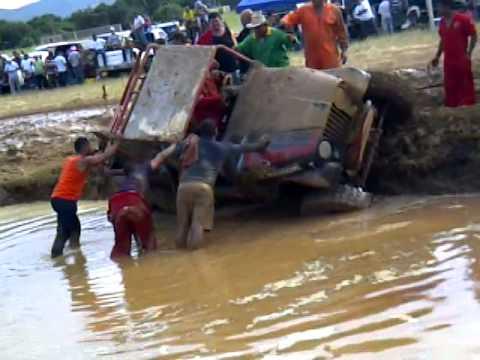 rusty track 2011 4x4 coro la tremenda volca
