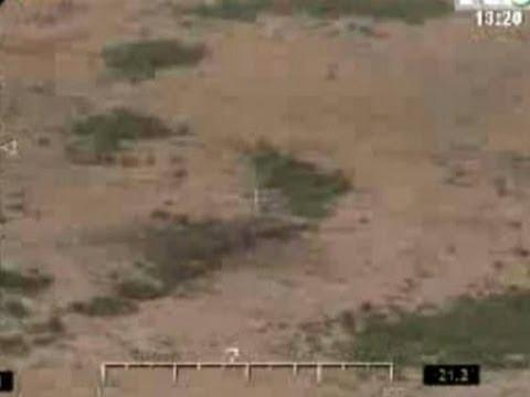 Raw: Air Algerie Crash Site in Mali