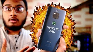 Huawei Mate 20 Pro Unboxing | Unleashing The Beast 💪💪💪