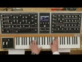 Moog One: Firmware Update v1.0.3 (Live from the Moog Factory)