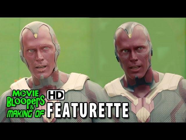 Avengers: Age of Ultron (2015) Featurette - Uncanny Valley