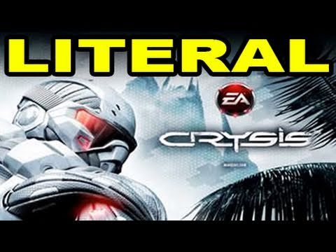 LITERAL Crysis 2 Trailer