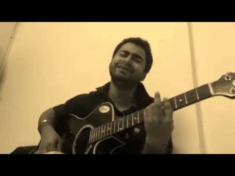 Mere Mehboob Qayamat Hogi  Acoustic Guitar Cover Lesson Tutorial...