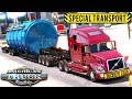 "Zlecenie ""Special Transport"" - American Truck Simulator 