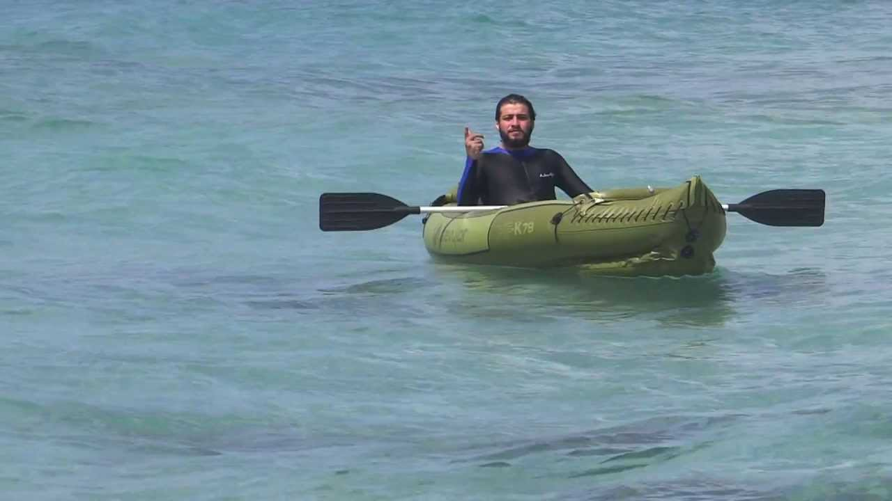 Experience sevylor tahiti fishing inflatable kayak for Fishing license for disabled person