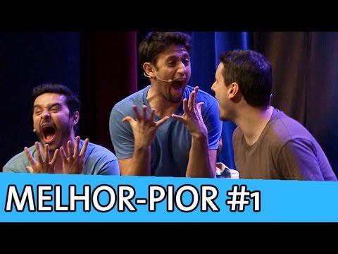 IMPROVÁVEL - MELHOR-PIOR #1 thumbnail