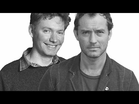 Jude Law and Kevin Macdonald interviewed by Simon Mayo and Mark Kermode