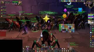 Viscidus, C'Thun, KelThuzad - Fury Warrior / Tank - Vanilla WoW