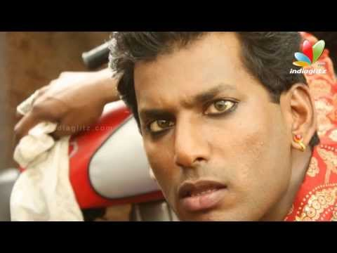 Vishal Out Of Control, Breaks His Mobile Phone | Pandinadu | Tamil Cinama News video