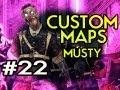 Custom Nazi Zombies Maps: MUSTY w/ Kootra Ep.22 - MANY POINTS