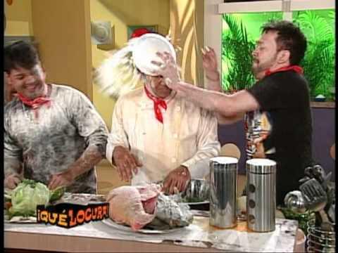 Cocinando con Ermo: Doble Impacto 14/08/2011