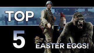 Far Harbor DLC - Top 5 Secrets and Easter Eggs! (Fallout 4)