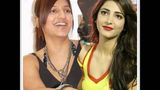 Shruthi Hasan before &after plastic surgery photos