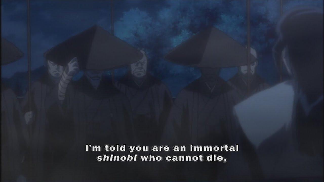 Okoi Basilisk Death Basilisk Death of Kisaragi