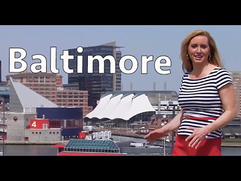 Family Travel with Colleen Kelly - Baltimore - E04 S01