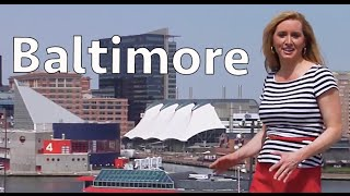 Family Travel with Colleen Kelly - Baltimore, Maryland