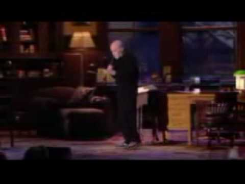 George Carlin on Death  -  RIP