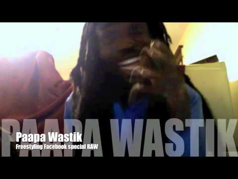 Paapa Wastik---Freestyling