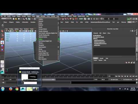Autodesk Maya 2014 : Основы Основ