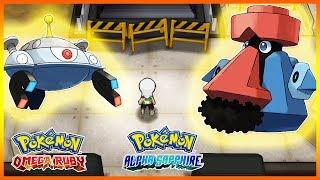 Pokemon OmegaRuby & AlphaSapphire - How to Get  Magnezone & Probopass