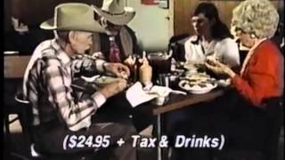 Old Lone Star Tavern and Steakhouse Commercial