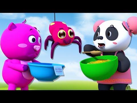 Rain Rain Go Away | LIVE | Best 3D Nursery Rhymes For Kids | All Babies Channel