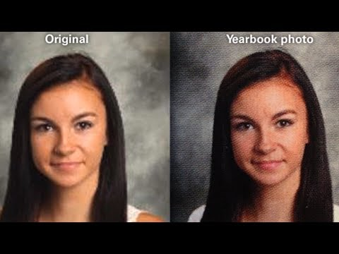 Shoulders & Other Sinful Parts (Almost) Ruin Yearbook