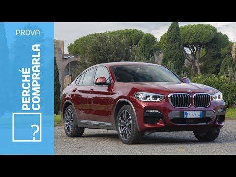 BMW X4 2018  Perché comprarla e perché no