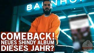 Shindy ist offiziell wieder zurück!