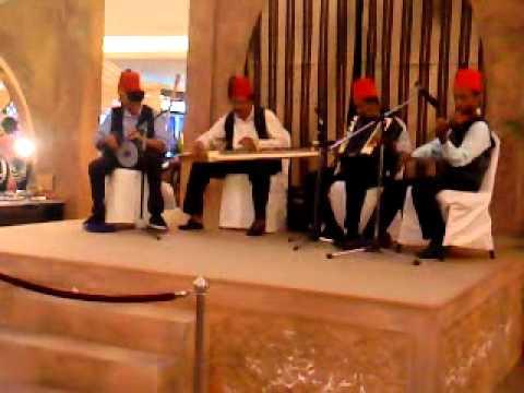Kumpulan Muzik Arab padang Pasir  Irama Studios video