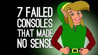 7 Failed Consoles That Made No Sense Even Then